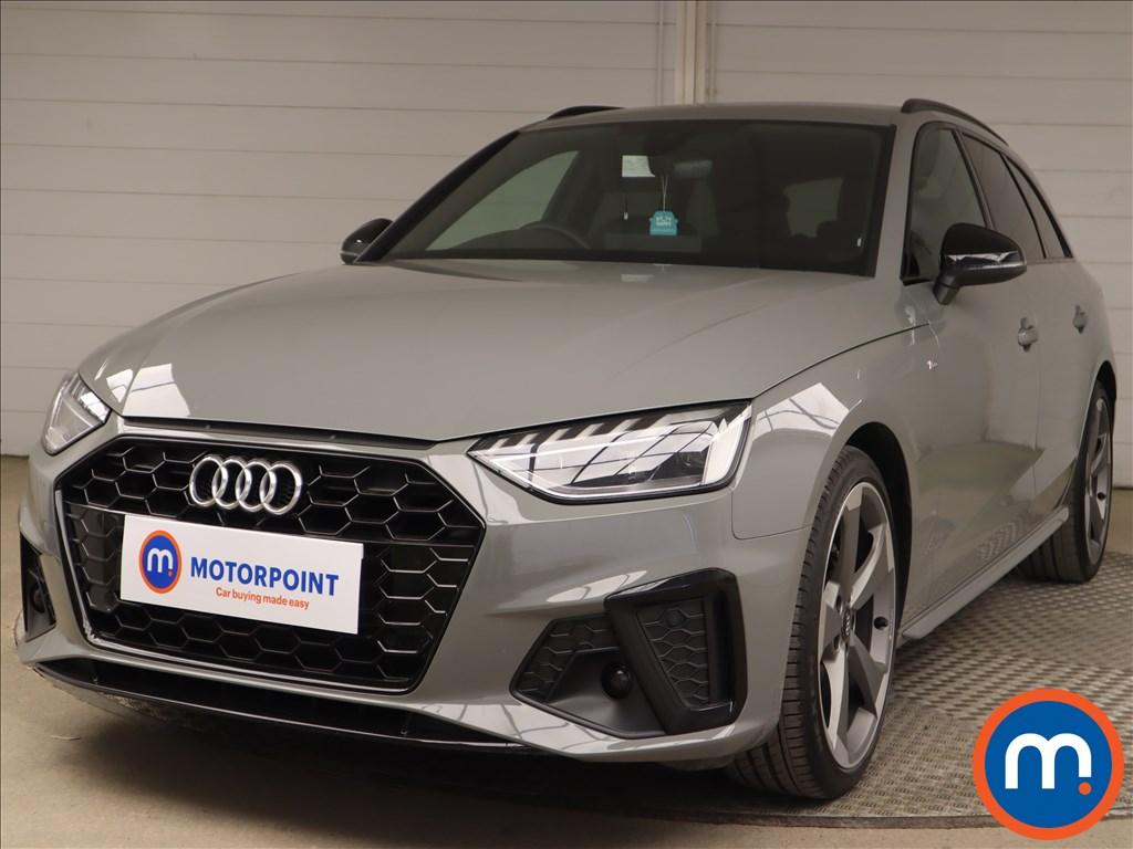 Audi A4 35 TDI Black Edition 5dr S Tronic - Stock Number 1201351 Passenger side front corner