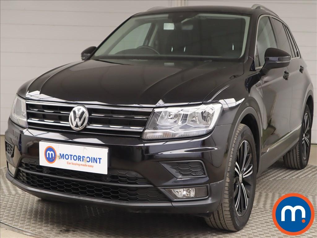 Volkswagen Tiguan 2.0 TDi 150 SE Nav 5dr - Stock Number 1199984 Passenger side front corner