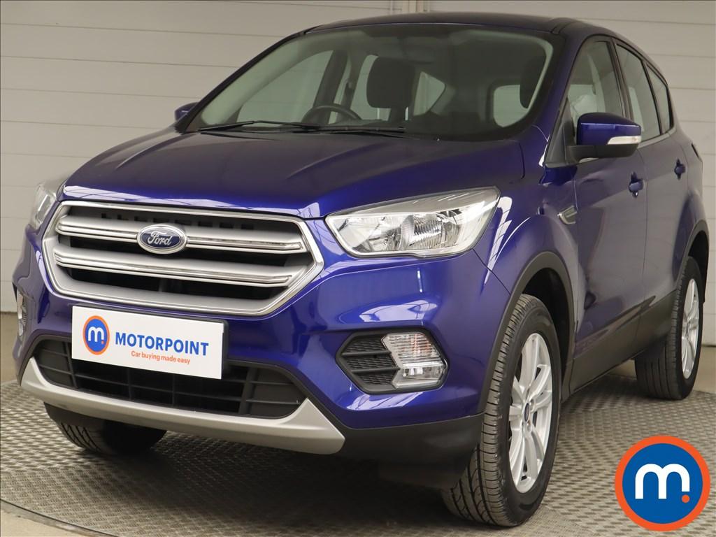 Ford Kuga 1.5 EcoBoost 120 Zetec [Nav] 5dr 2WD - Stock Number 1202456 Passenger side front corner
