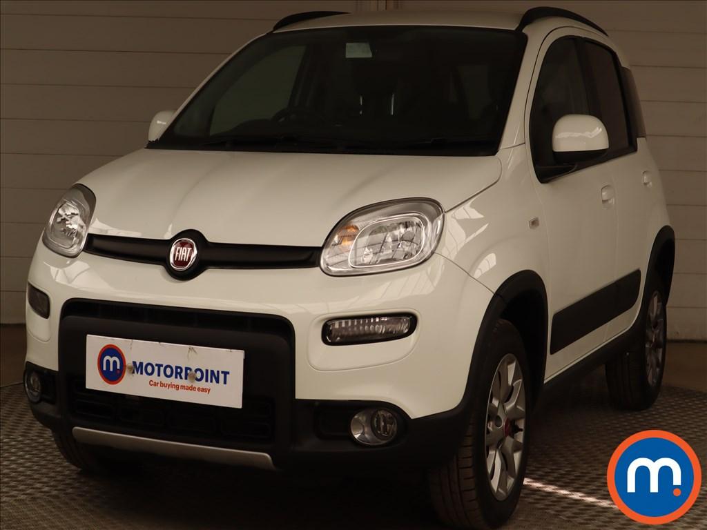 Fiat Panda 0.9 TwinAir [85] 4x4 5dr - Stock Number 1202270 Passenger side front corner