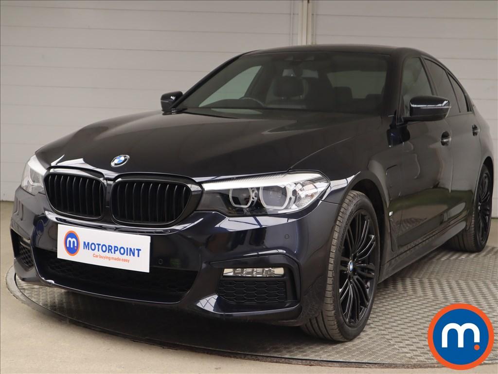BMW 5 Series 530e M Sport 4dr Auto - Stock Number 1204156 Passenger side front corner
