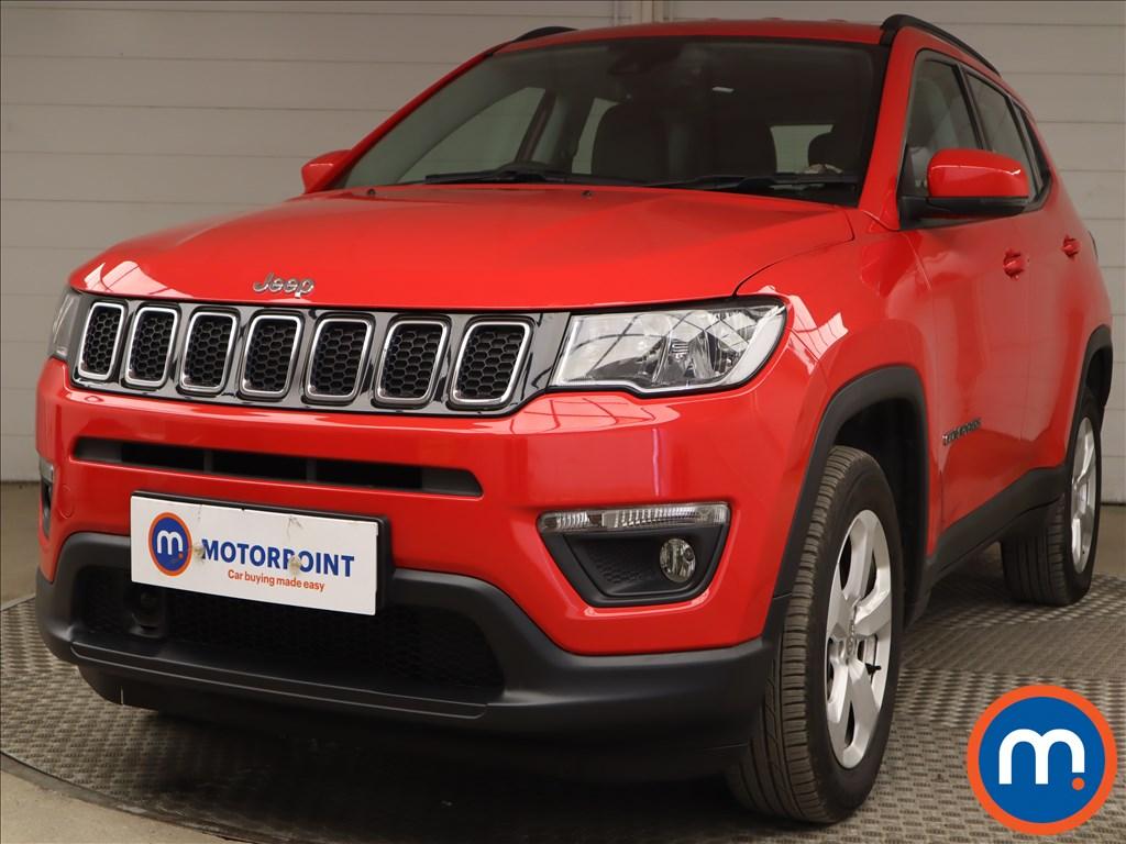 Jeep Compass 1.4 Multiair 140 Longitude 5dr [2WD] - Stock Number 1201864 Passenger side front corner