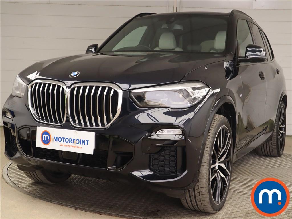 BMW X5 xDrive30d M Sport 5dr Auto - Stock Number 1204931 Passenger side front corner