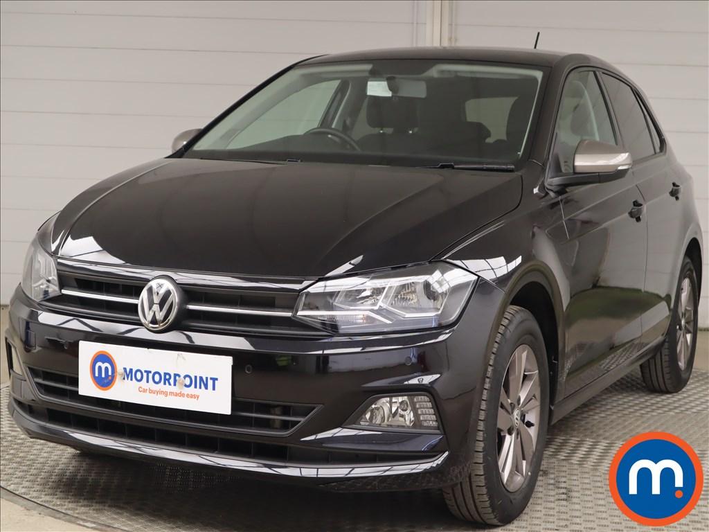 Volkswagen Polo 1.0 TSI 95 Match 5dr - Stock Number 1203570 Passenger side front corner