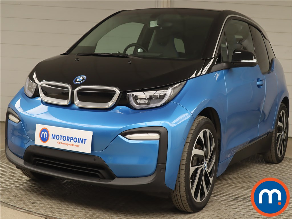 BMW I3 125kW Range Extender 33kWh 5dr Auto - Stock Number 1204286 Passenger side front corner