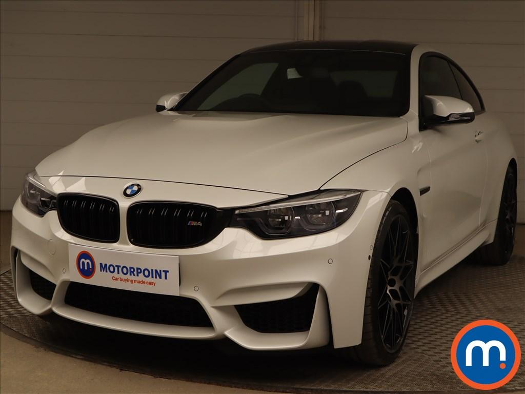 BMW M4 M4 2dr DCT [Competition Pack] - Stock Number 1204101 Passenger side front corner