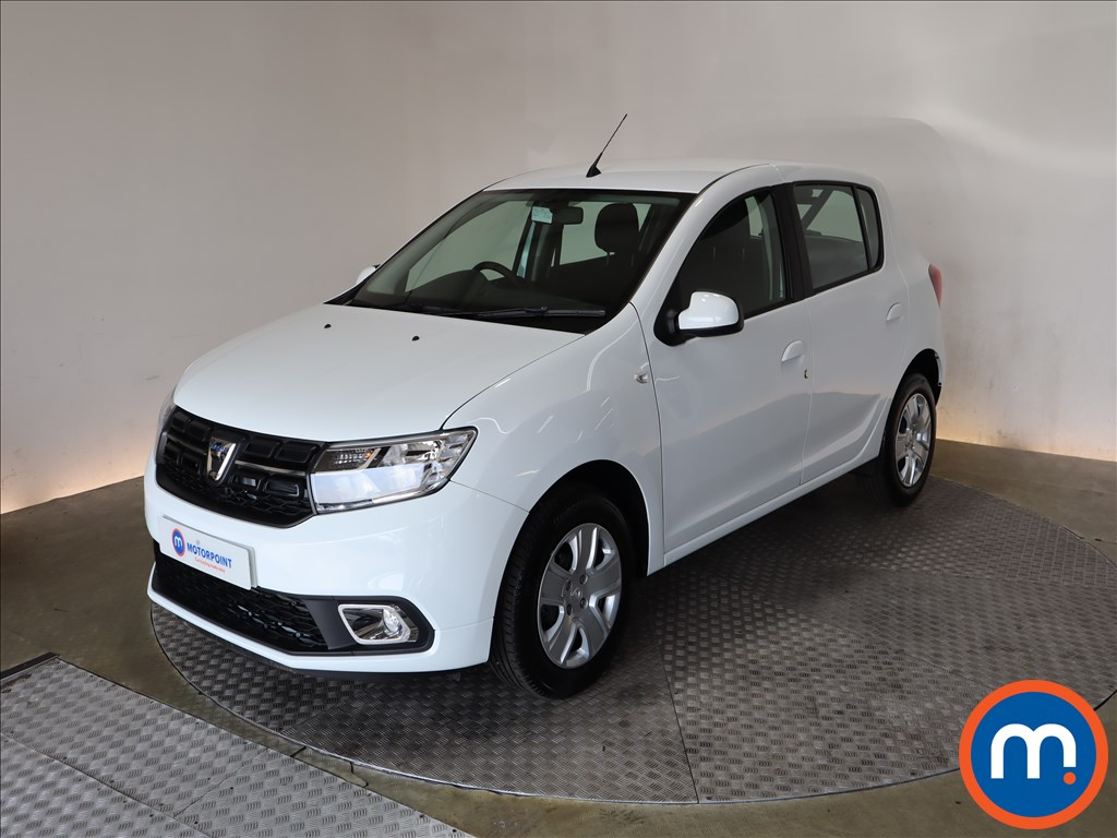 Dacia Sandero 1.0 SCe Comfort 5dr - Stock Number 1205995 Passenger side front corner