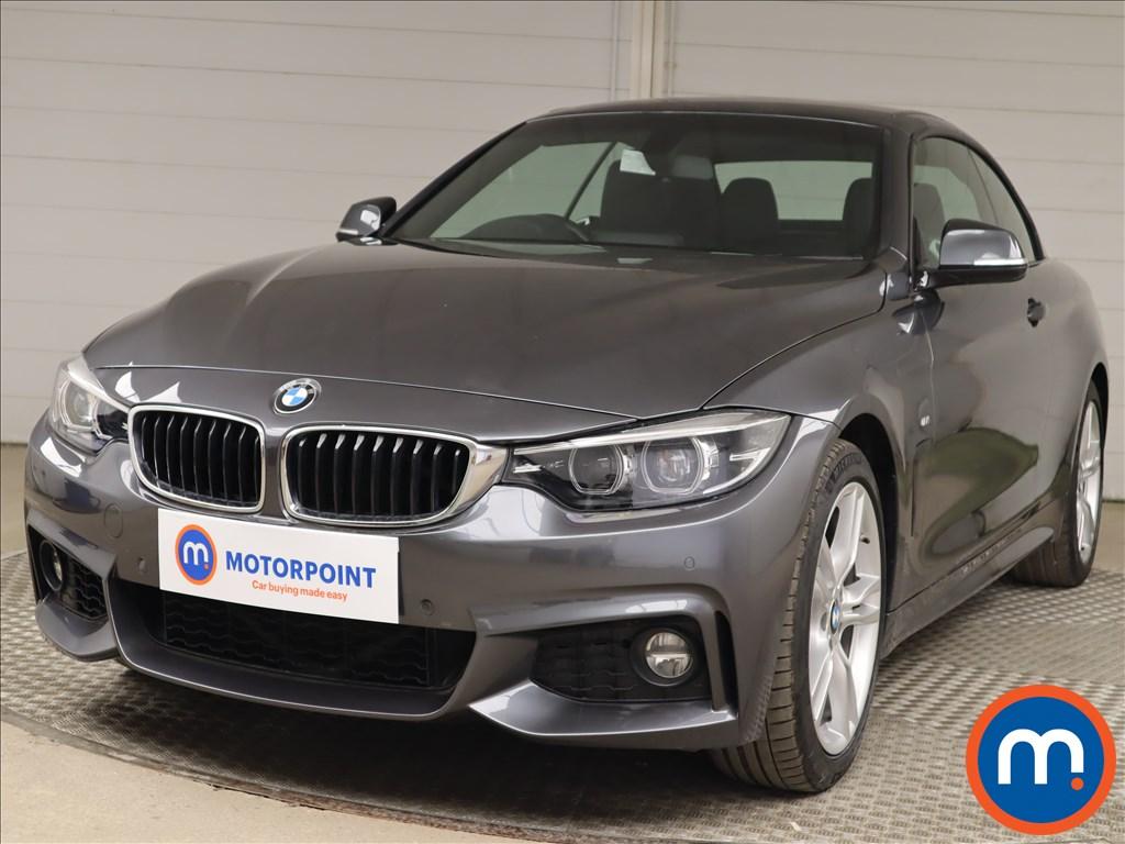 BMW 4 Series 440i M Sport 2dr Auto [Professional Media] - Stock Number 1203614 Passenger side front corner