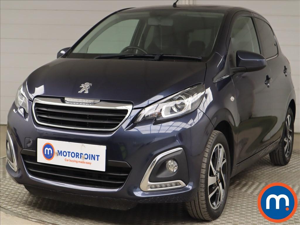 Peugeot 108 1.2 PureTech Allure 5dr - Stock Number 1202493 Passenger side front corner