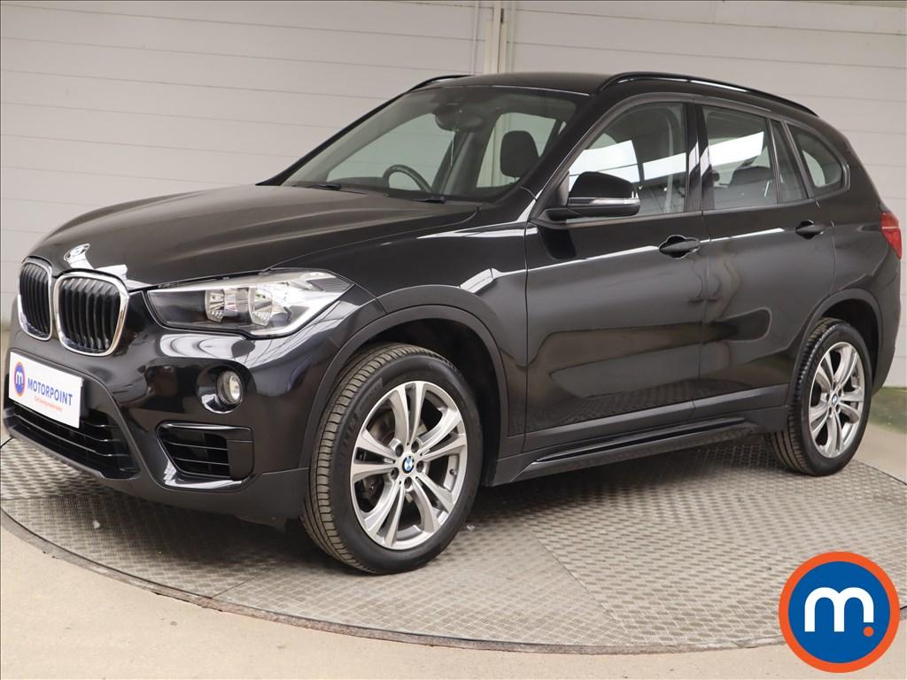 BMW X1 sDrive 18i Sport 5dr - Stock Number 1203605 Passenger side front corner