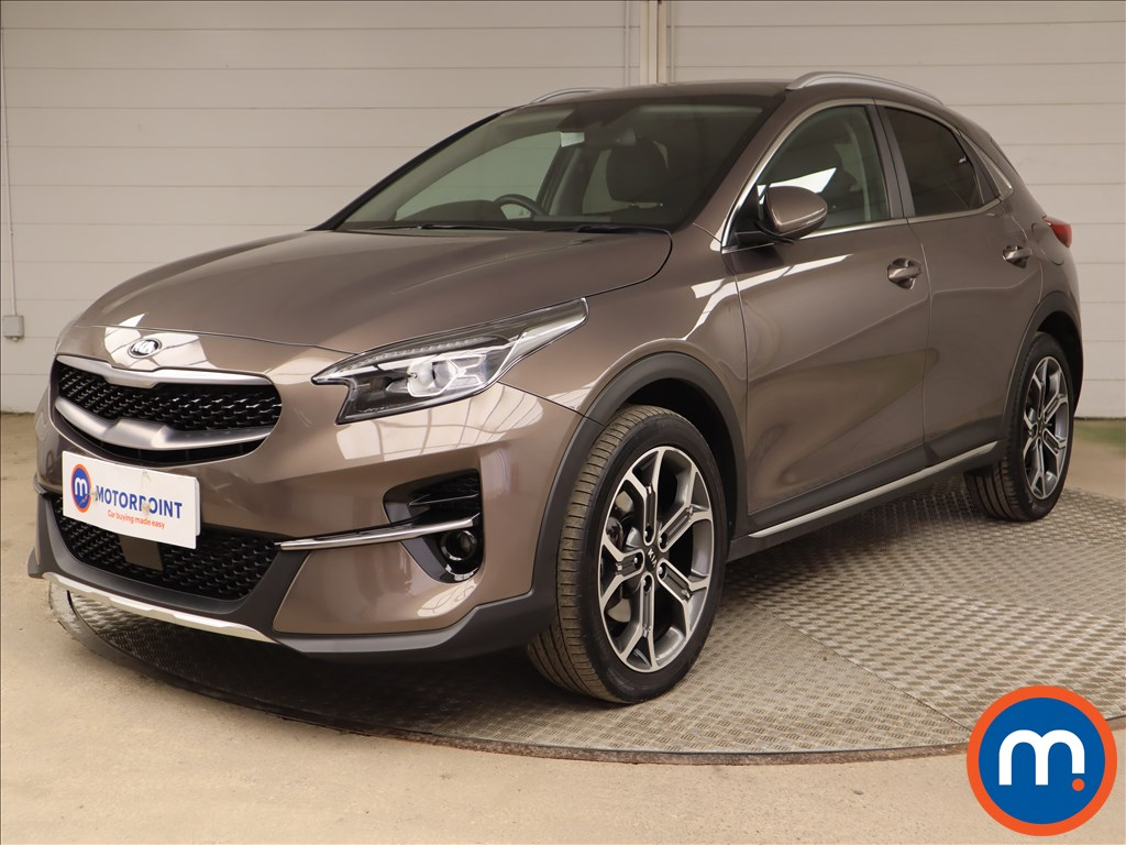 KIA Xceed 1.0T GDi ISG 3 5dr - Stock Number 1203050 Passenger side front corner