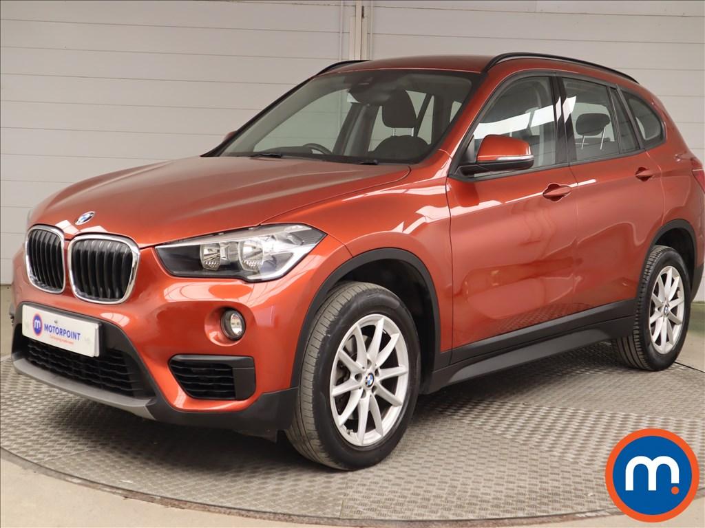 BMW X1 sDrive 18i SE 5dr - Stock Number 1202472 Passenger side front corner
