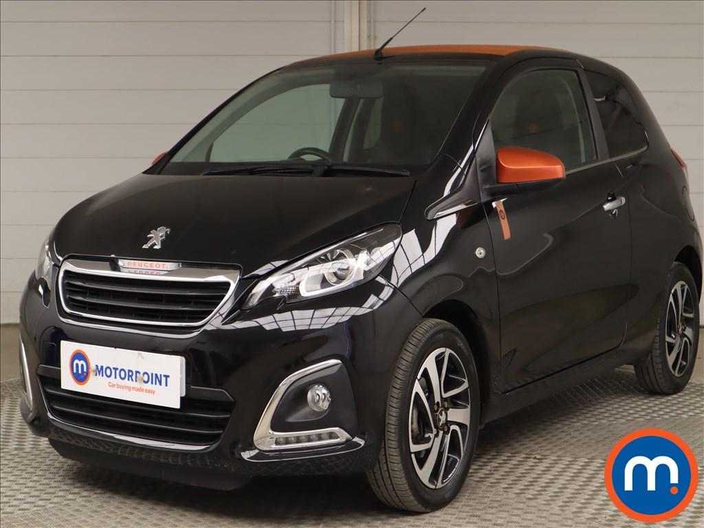 Peugeot 108 1.2 PureTech Roland Garros [Nav] 3dr - Stock Number 1204972 Passenger side front corner
