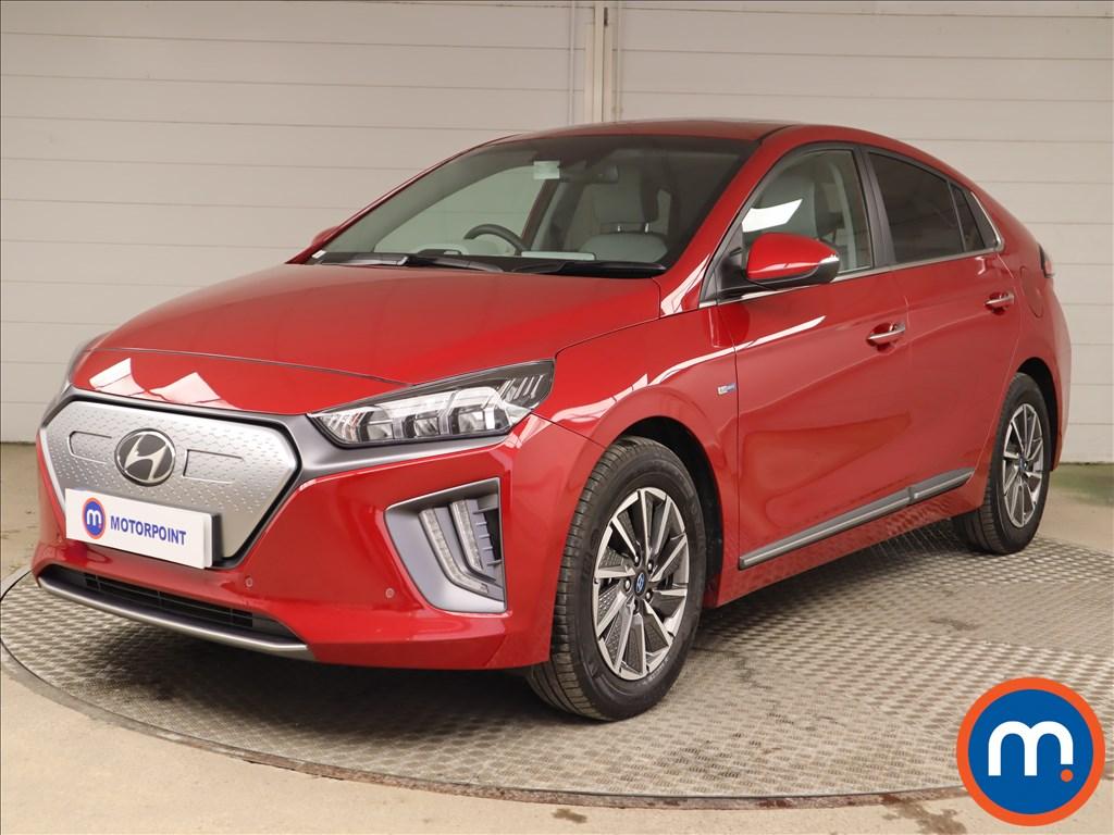 Hyundai Ioniq 100kW Premium SE 38kWh 5dr Auto - Stock Number 1204152 Passenger side front corner