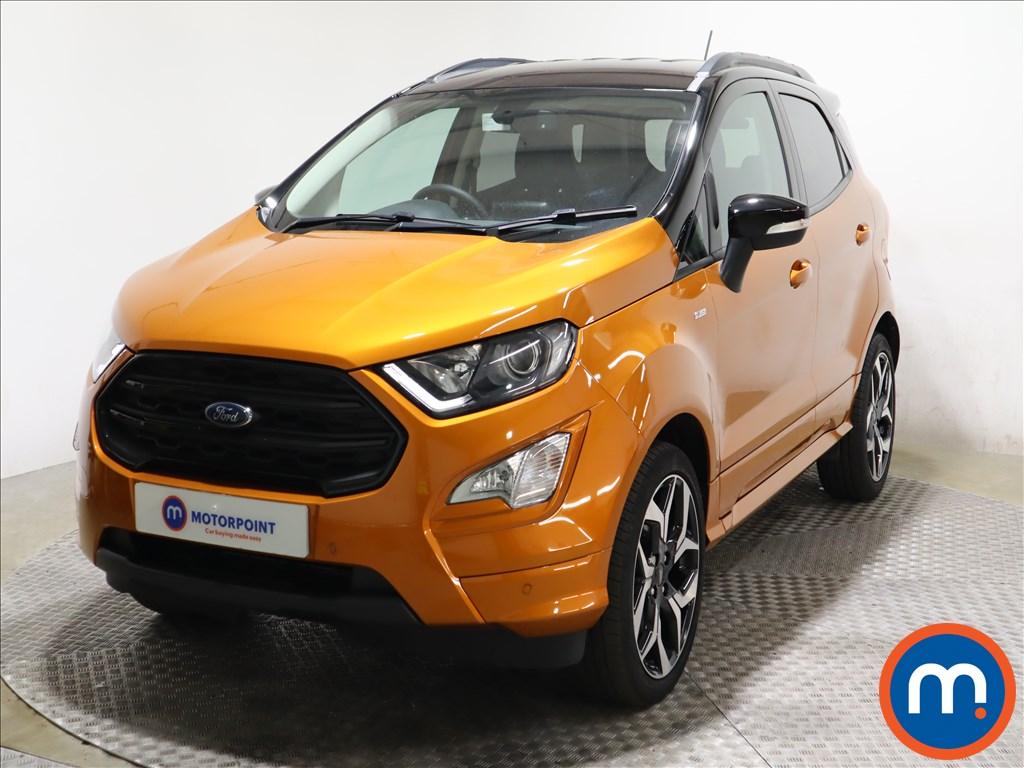 Ford Ecosport 1.0 EcoBoost 125 ST-Line 5dr Auto - Stock Number 1203538 Passenger side front corner