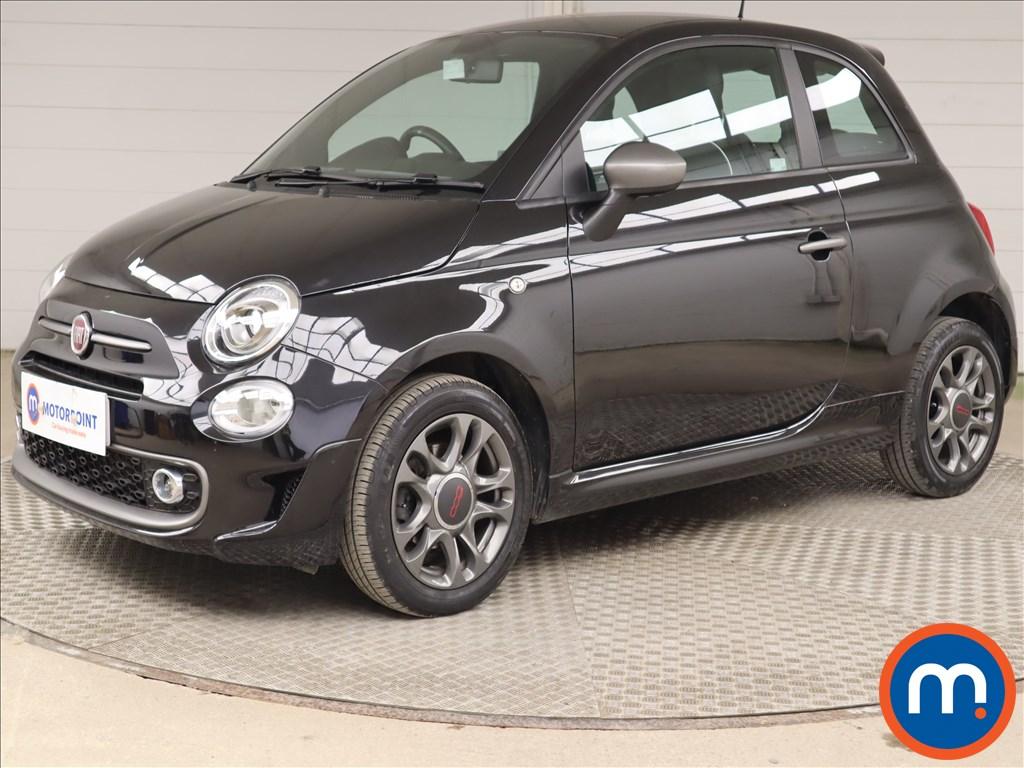 Fiat 500 1.2 Sport 3dr - Stock Number 1203549 Passenger side front corner