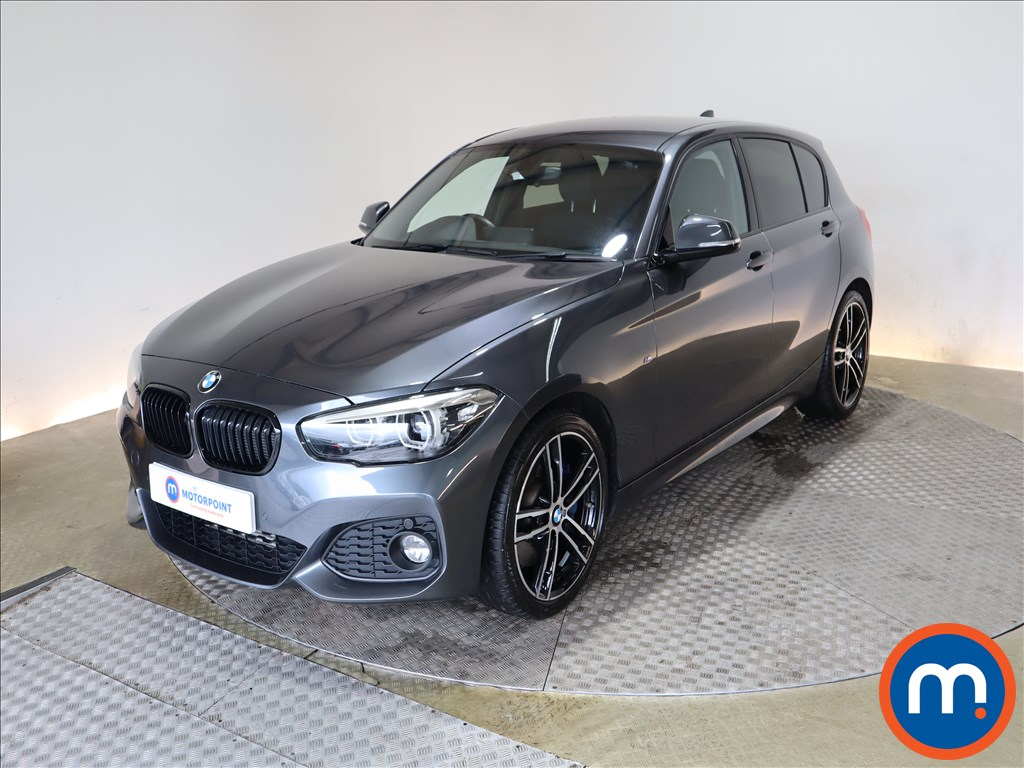 BMW 1 Series 120d M Sport Shadow Ed 5dr Step Auto - Stock Number 1206692 Passenger side front corner