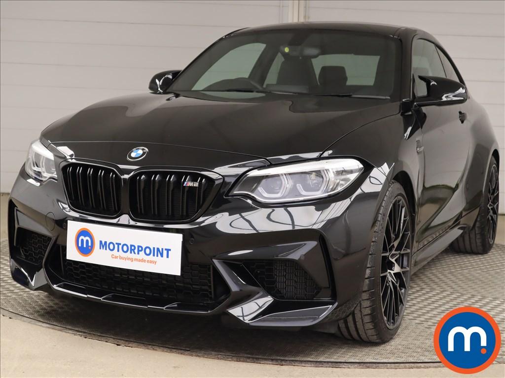 BMW M2 M2 Competition 2dr DCT - Stock Number 1207806 Passenger side front corner