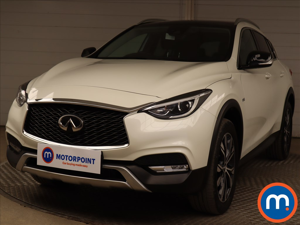 Infiniti Qx30 2.2d Luxe 5dr DCT - Stock Number 1203080 Passenger side front corner