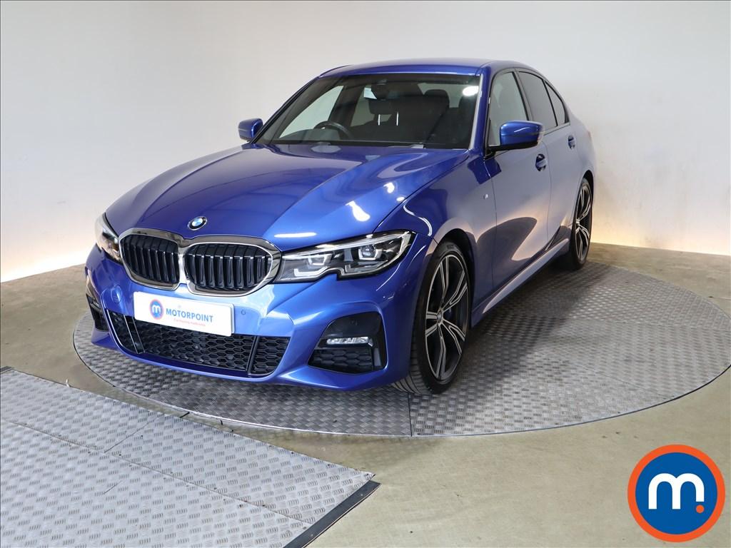 BMW 3 Series 330i M Sport 4dr Step Auto - Stock Number 1186781 Passenger side front corner