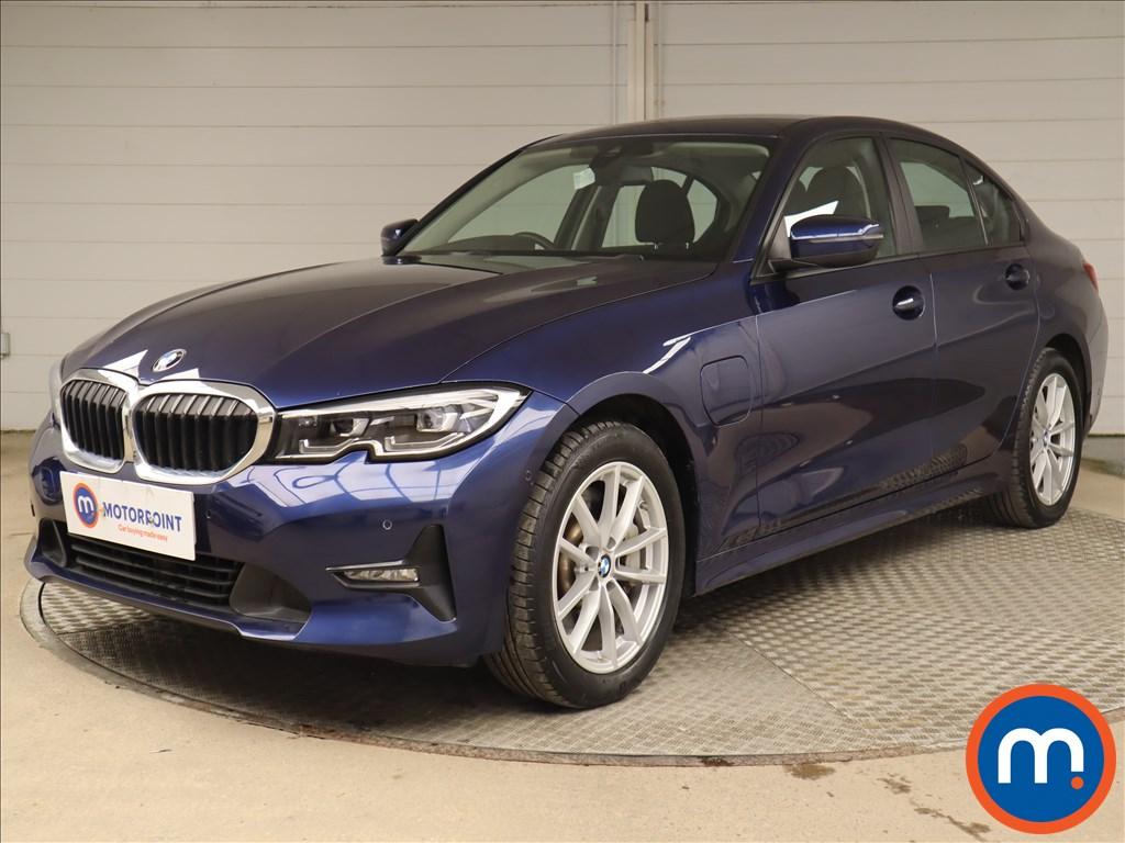 BMW 3 Series 330e SE Pro 4dr Auto - Stock Number 1201684 Passenger side front corner
