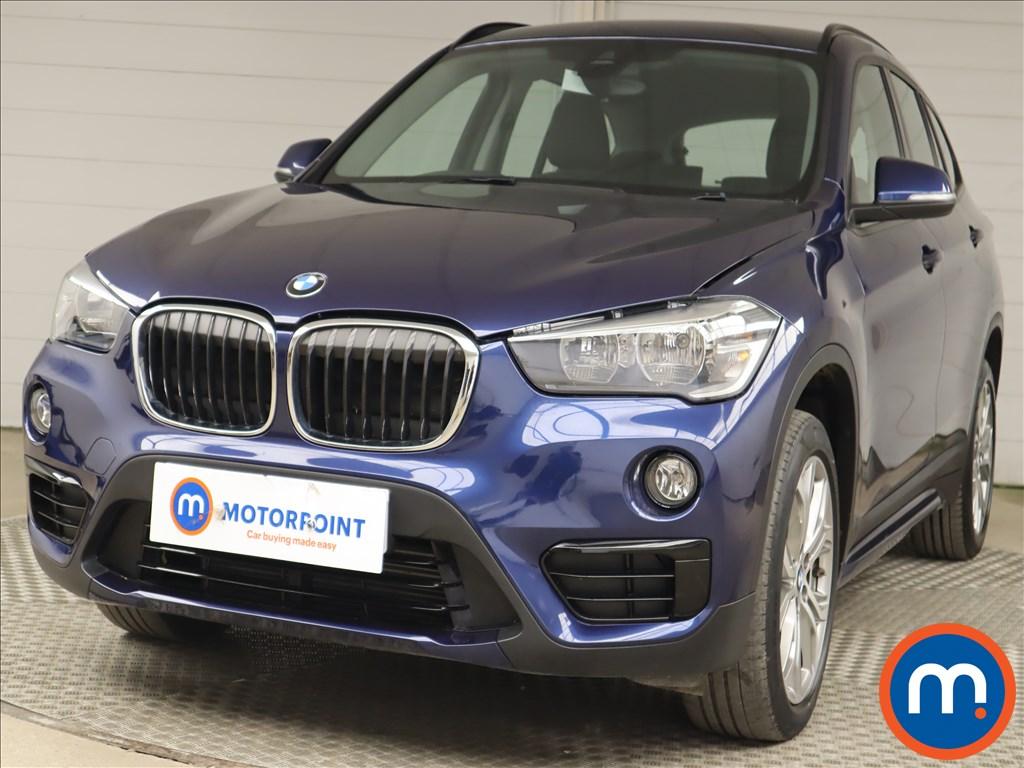 BMW X1 xDrive 20d Sport 5dr Step Auto - Stock Number 1207229 Passenger side front corner