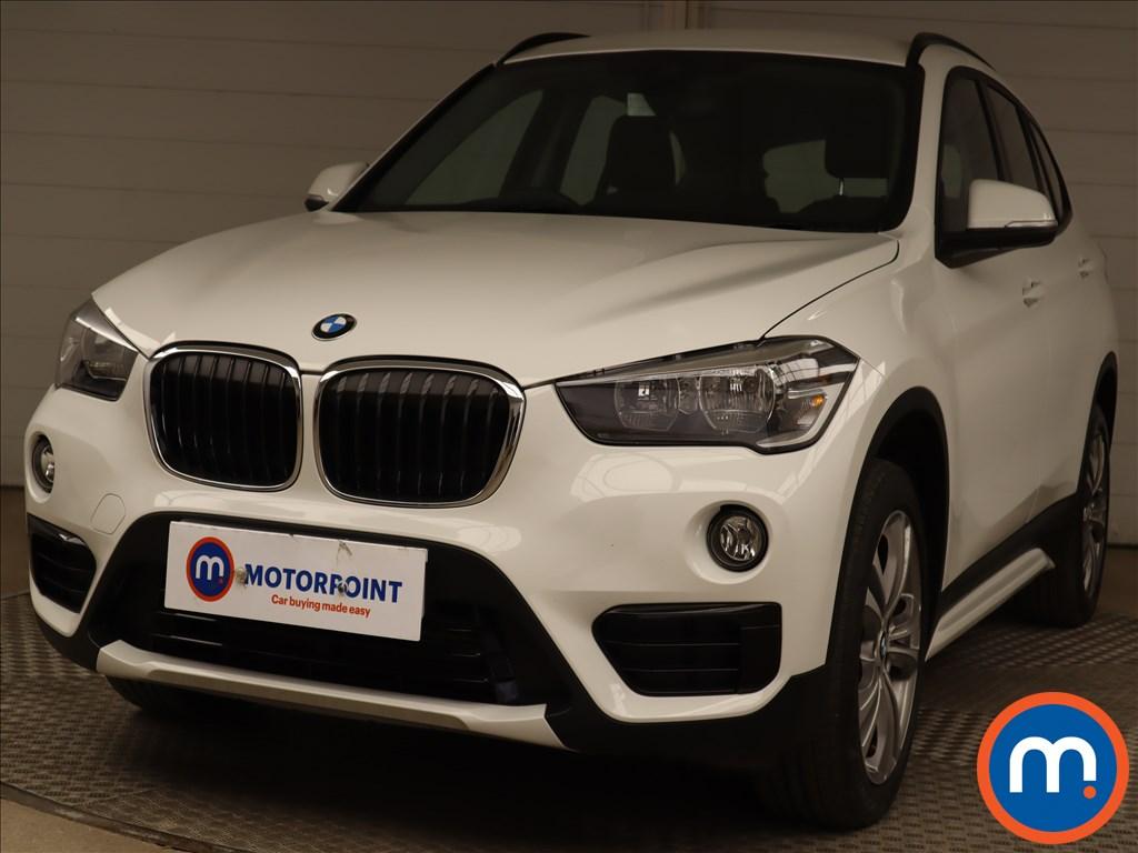BMW X1 xDrive 20d Sport 5dr Step Auto - Stock Number 1207202 Passenger side front corner