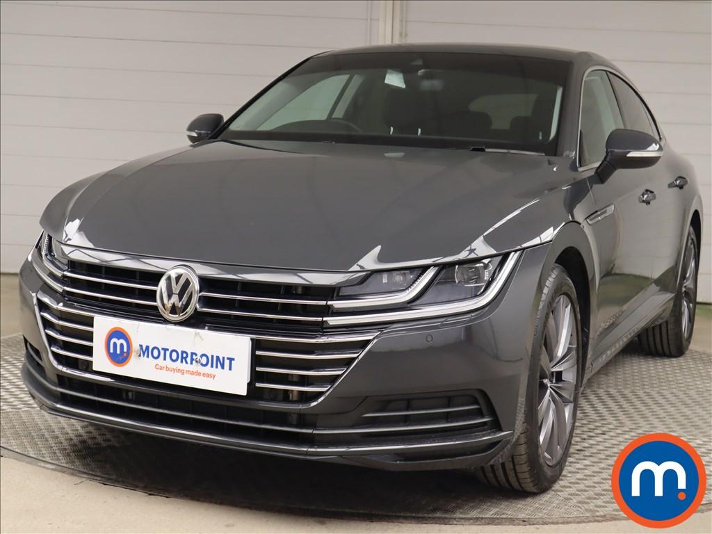 Volkswagen Arteon 2.0 TSI SE 5dr DSG - Stock Number 1209407 Passenger side front corner