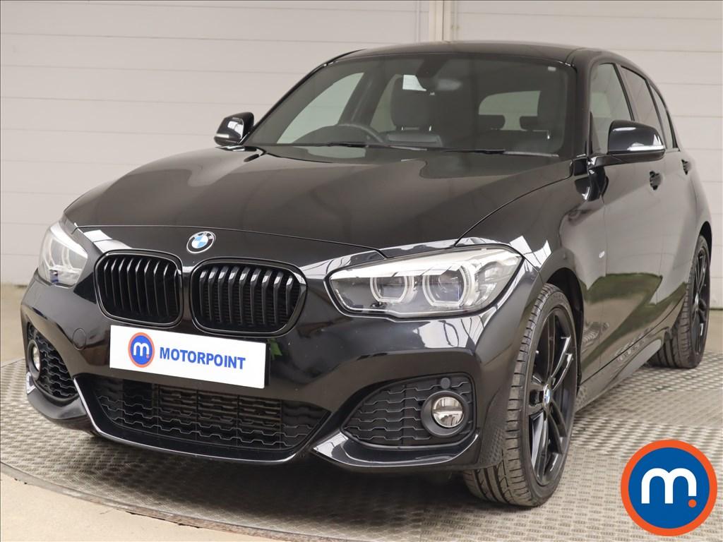 BMW 1 Series 118i [1.5] M Sport Shadow Edition 5dr - Stock Number 1211538 Passenger side front corner