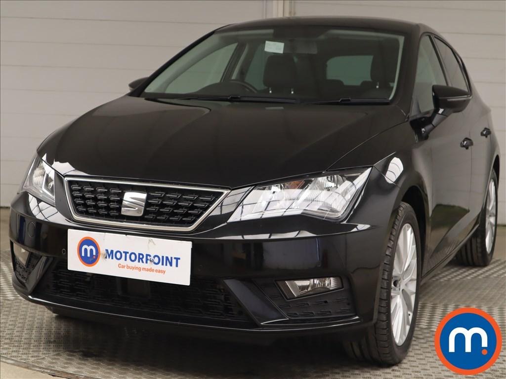 Seat Leon 1.5 TSI EVO SE Dynamic [EZ] 5dr - Stock Number 1212563 Passenger side front corner