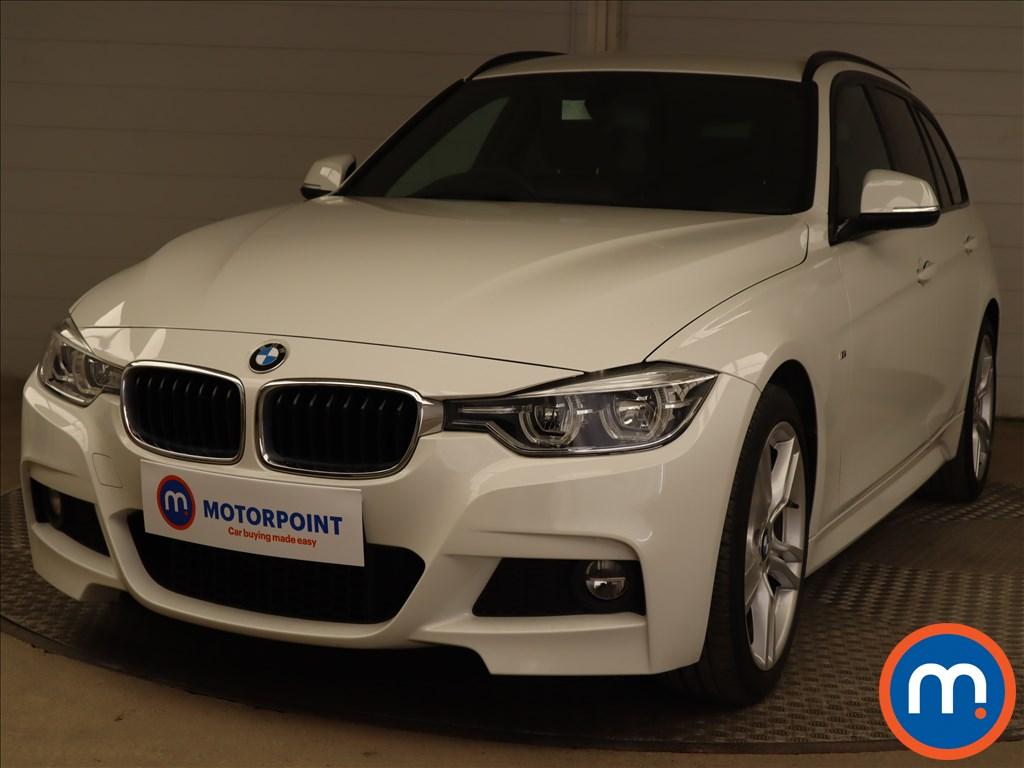 BMW 3 Series 320i M Sport 5dr Step Auto - Stock Number 1210316 Passenger side front corner