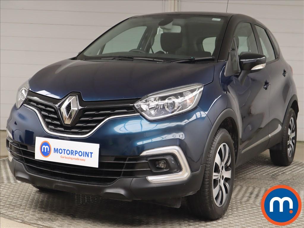 Renault Captur 0.9 TCE 90 Play 5dr - Stock Number 1208635 Passenger side front corner