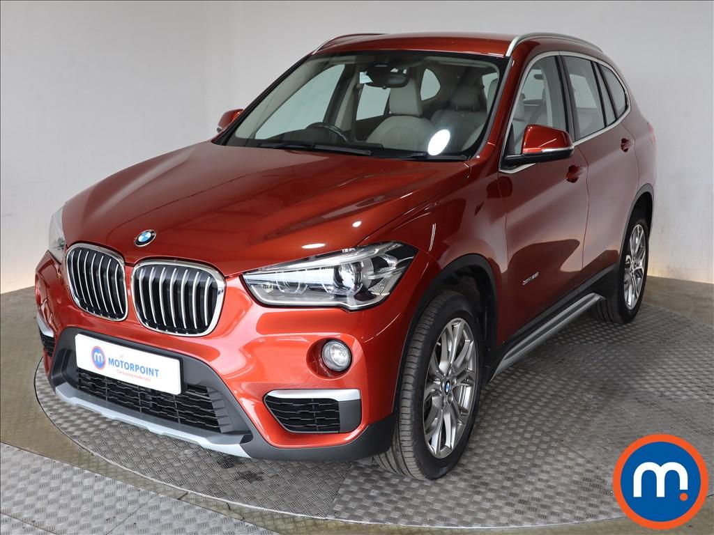 BMW X1 sDrive 18i xLine 5dr - Stock Number 1207184 Passenger side front corner