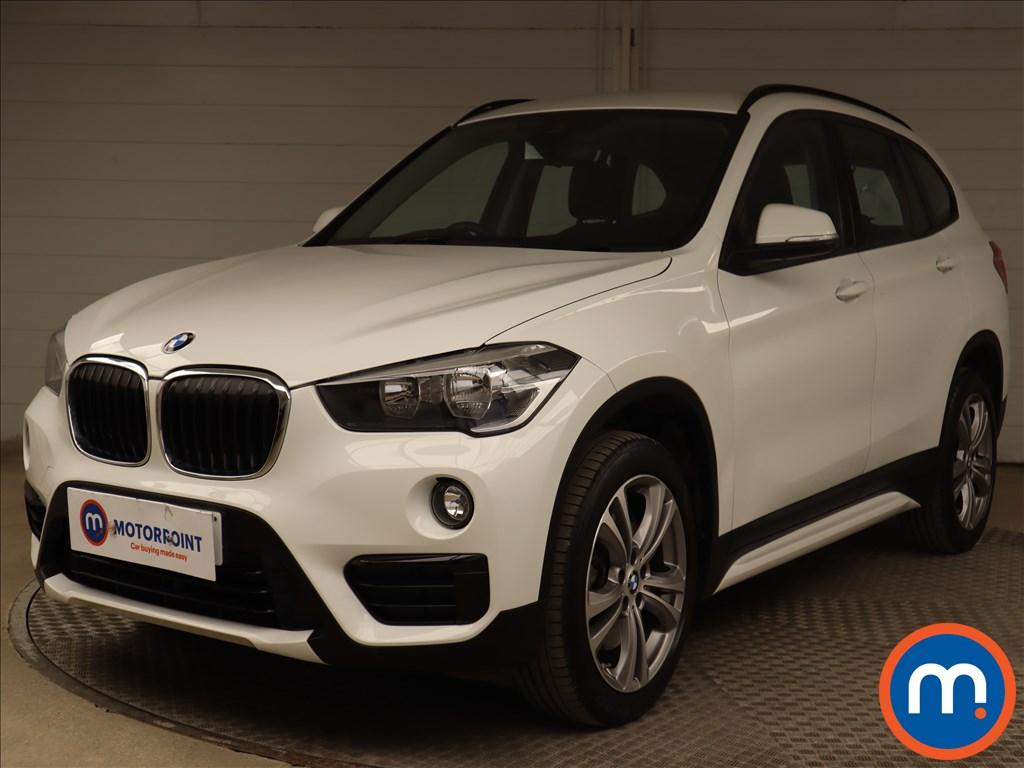 BMW X1 xDrive 20d Sport 5dr Step Auto - Stock Number 1213230 Passenger side front corner
