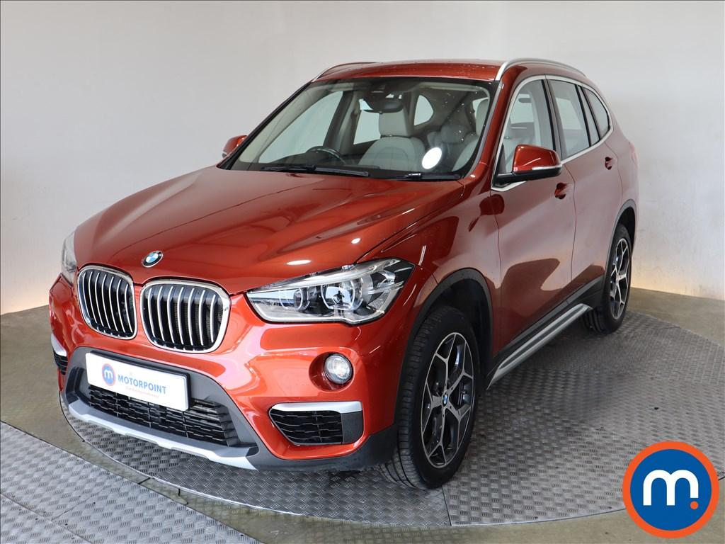 BMW X1 sDrive 20i xLine 5dr Step Auto - Stock Number 1208352 Passenger side front corner