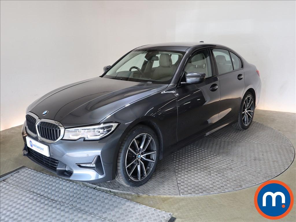 BMW 3 Series 320d Sport 4dr Step Auto - Stock Number 1209238 Passenger side front corner