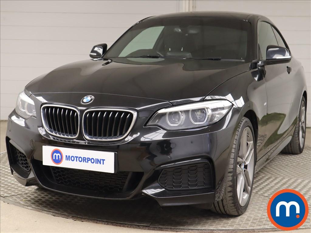 BMW 2 Series 218i M Sport 2dr [Nav] - Stock Number 1213436 Passenger side front corner