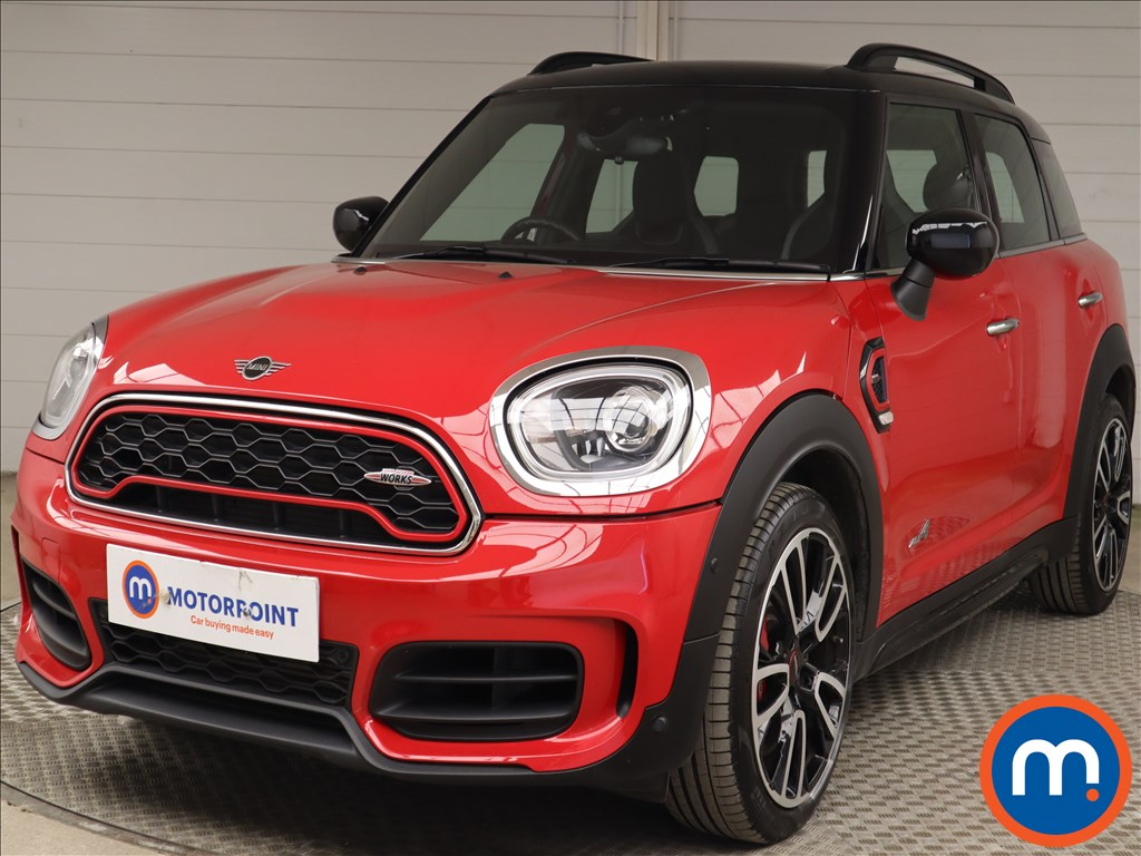 Mini Countryman 2.0 [306] John Cooper Works ALL4 5dr Auto - Stock Number 1216455 Passenger side front corner