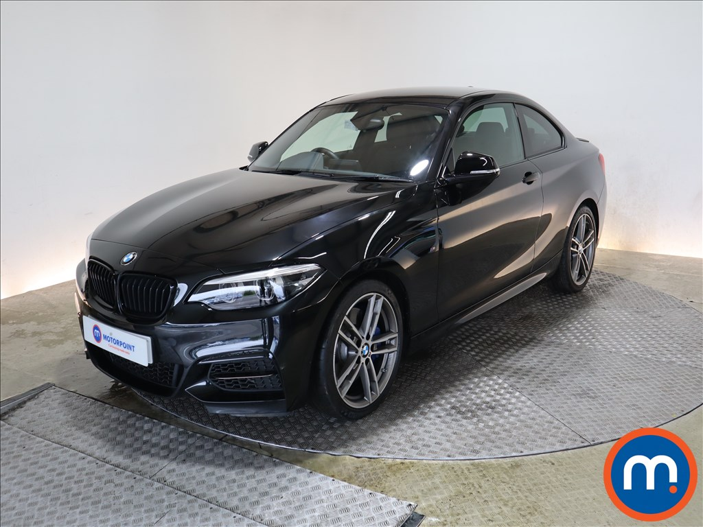 BMW 2 Series M240i 2dr [Nav] Step Auto - Stock Number 1215418 Passenger side front corner