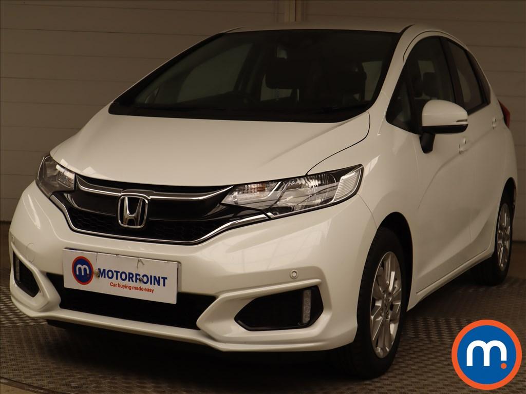 Honda Jazz 1.3 i-VTEC SE 5dr - Stock Number 1216597 Passenger side front corner