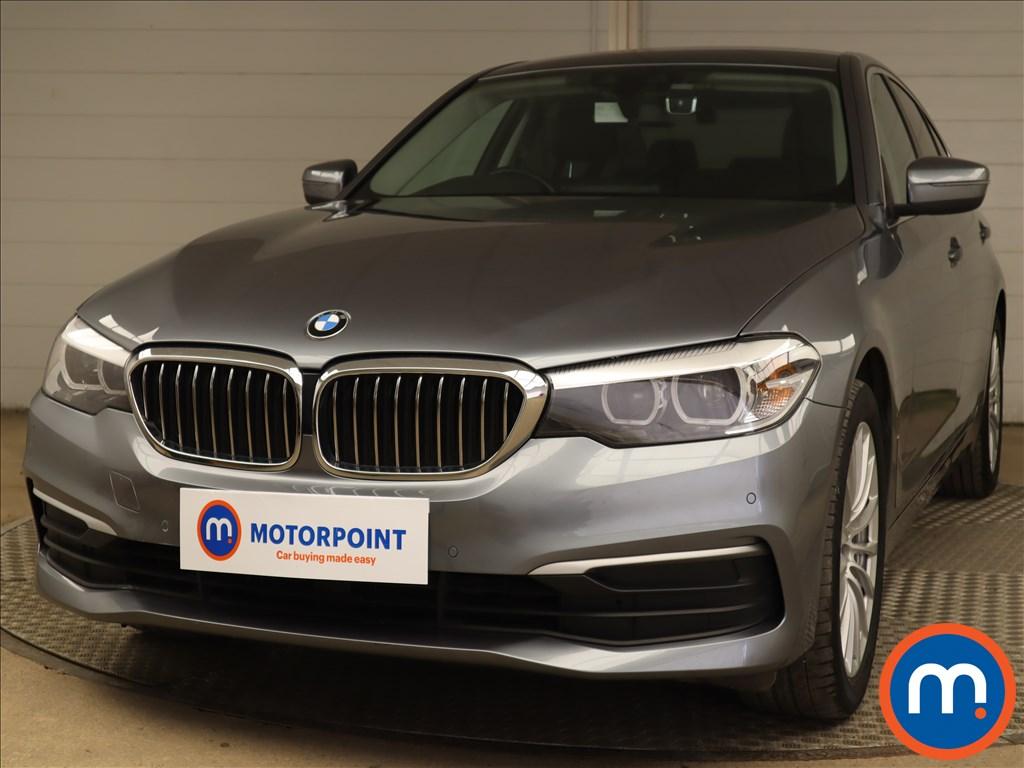 BMW 5 Series 530d SE 4dr Auto - Stock Number 1214431 Passenger side front corner