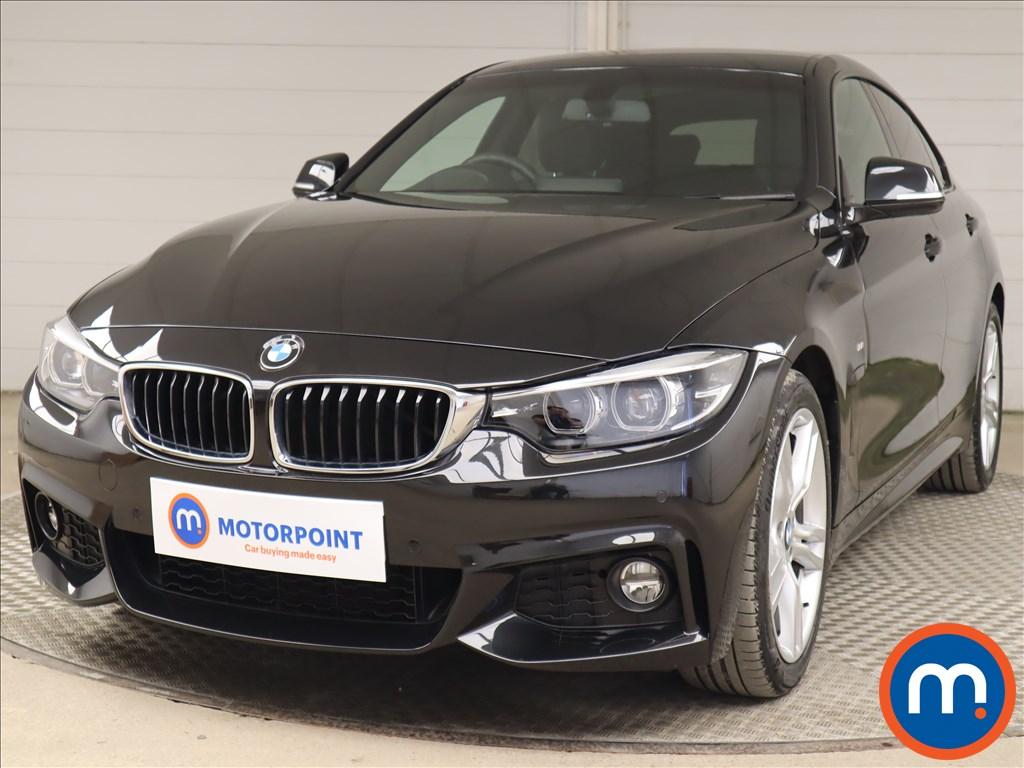 BMW 4 Series 420i M Sport 5dr [Professional Media] - Stock Number 1217665 Passenger side front corner