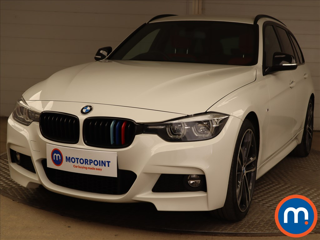 BMW 3 Series 320i M Sport Shadow Edition 5dr Step Auto - Stock Number 1216470 Passenger side front corner