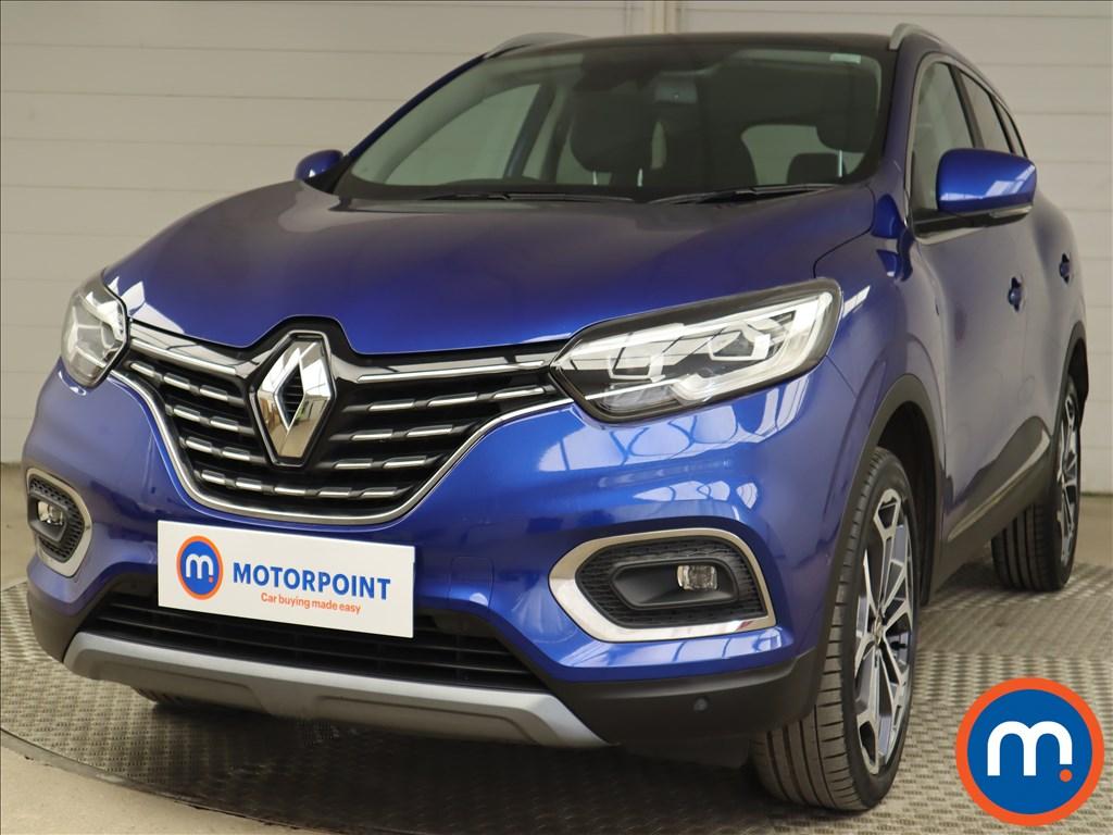 Renault Kadjar 1.3 TCE GT Line 5dr - Stock Number 1218266 Passenger side front corner