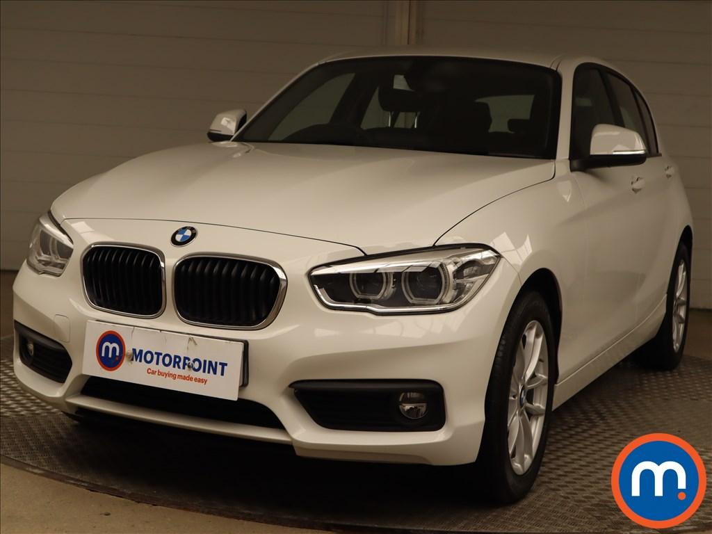 BMW 1 Series 116d SE Business 5dr [Nav-Servotronic] - Stock Number 1217615 Passenger side front corner