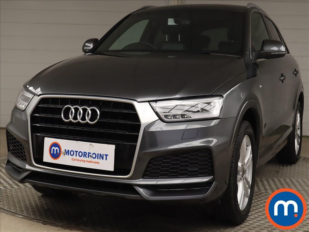 Audi Q3 1.4T FSI S Line Edition 5dr - Stock Number 1218734 Passenger side front corner