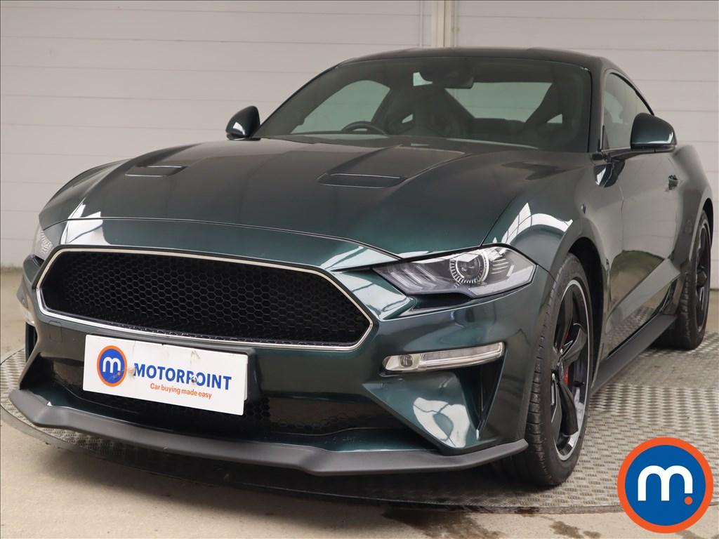 Ford Mustang 5.0 V8 Bullitt 2dr - Stock Number 1218671 Passenger side front corner