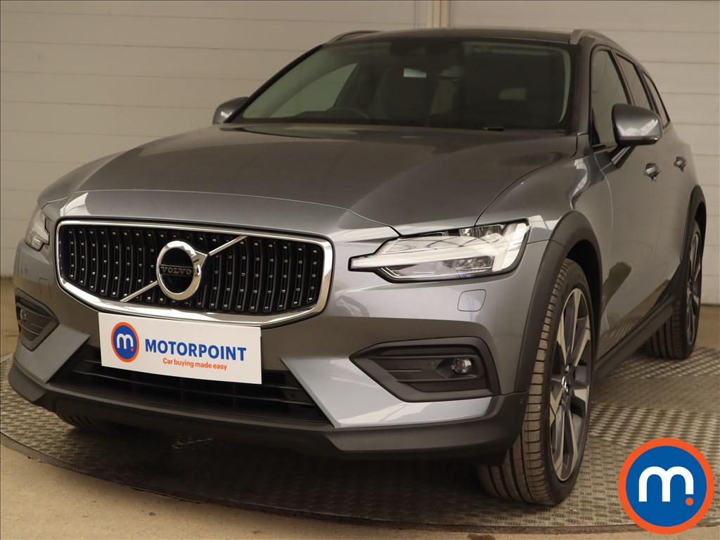 Volvo V60 2.0 B5P Cross Country 5dr AWD Auto - Stock Number 1212665 Passenger side front corner