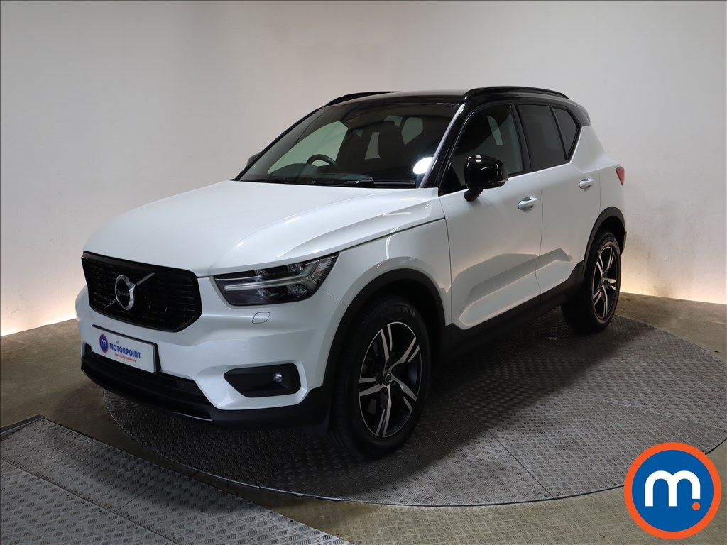 Volvo Xc40 2.0 T4 R DESIGN 5dr AWD Geartronic - Stock Number 1218827 Passenger side front corner