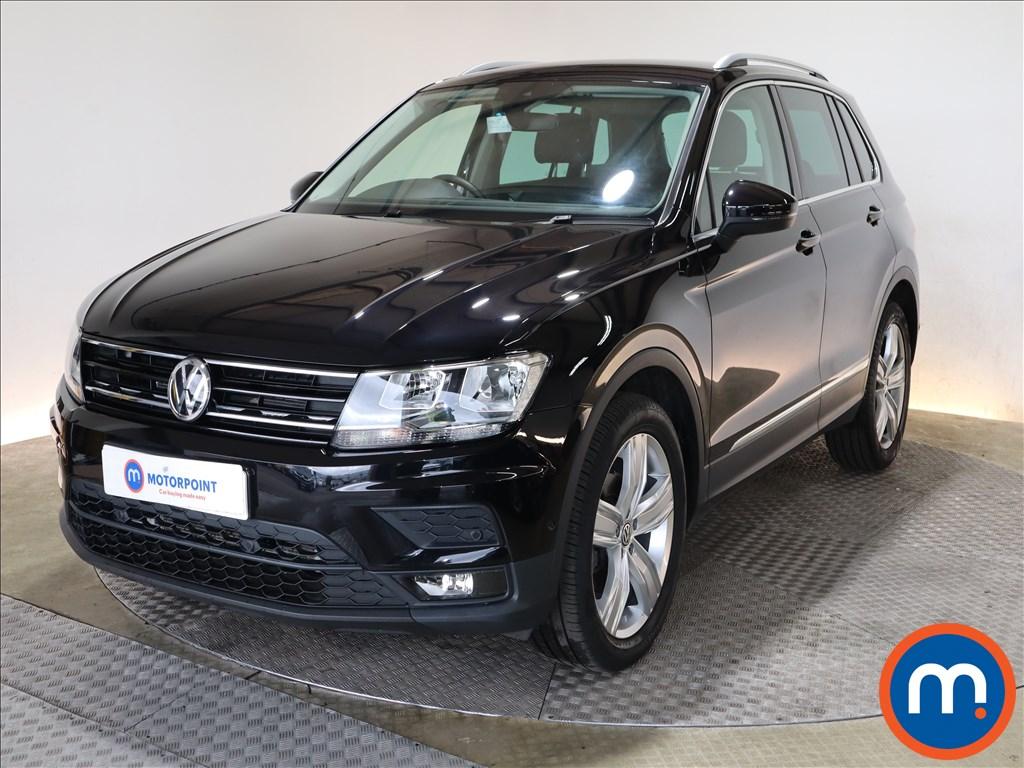 Volkswagen Tiguan 2.0 TDi 150 Match 5dr - Stock Number 1214024 Passenger side front corner